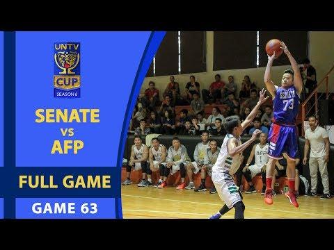 FULL GAME: Senate vs AFP (February 18, 2018)