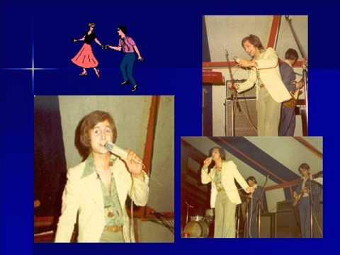 Peter West uit Belgie zingt
