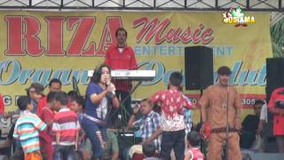 KOPI LENDOT anisa RIZA MUSIC ENTERTAINMENT 2016 Live Ancol