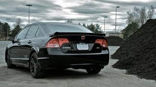 The Transformation of My 2007 Civic Si FA5 (2010-2013)