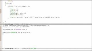 Урок 38. C++ Моделирование резинки