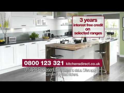 latest kitchens direct tv ad february youtube
