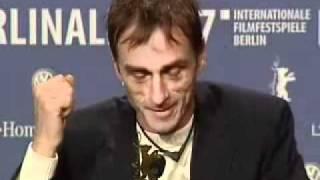 """Festival di Berlino 2007 - 3° parte conferenza stampa """"In memoria di me"""""""