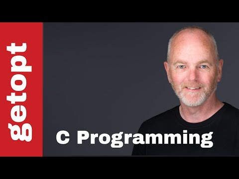 C Programming and using getopt
