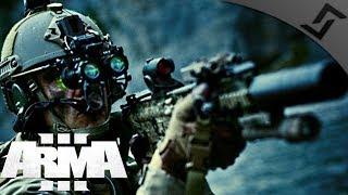 Spec Ops VIP Takedown - ArmA 3 Ft. Luetin & OperatorDrewski & BSO Group