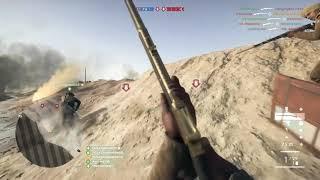 Battlefield 1 Rush Time.