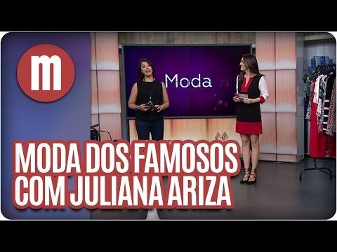 Mulheres - Dicas De Moda Com Juliana Ariza (09/03/16)