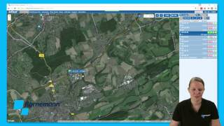GPS Fahrzeugortung mit InFleet - Live Ortung | Bornemann AG