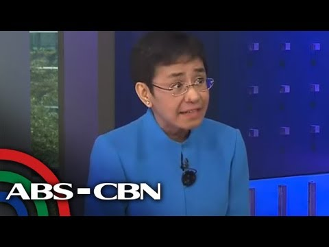 Rappler boss to fight 'political' SEC ruling up to Supreme Court (part 1)