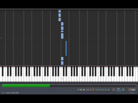 Synthesia  Alice Human Sacrifice Clarinet