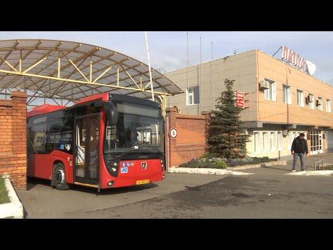 В Казани 76% автобусов прошли подготовку к работе в осенне-зимний период