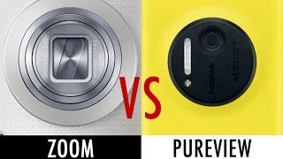 Samsung Galaxy K Zoom vs Nokia Lumia 1020 Camera Comparison | Pocketnow