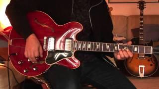 1965 Gibson ES-335 Part 4