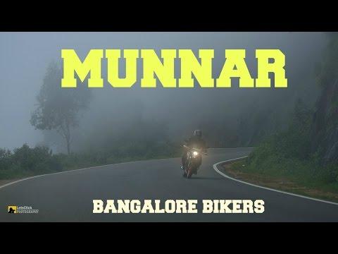 GoPro : Ride to God's Own Country - Munnar - Bangalore Bikers | KTM Duke 200