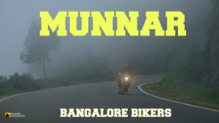 GoPro : Ride to God's Own Country - Munnar - Bangalore Bikers | KTM Duke 200