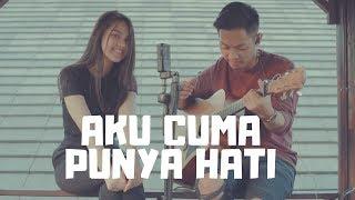 MYTHA LESTARI - AKU CUMA PUNYA HATI (Cover) | Audree Dewangga, Aisyah Aqilah