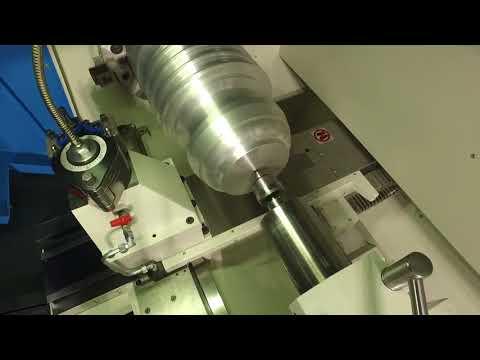 R&D Maschinenbau: Zyklendrehmaschine KNC 10 Plus - Produktvideo