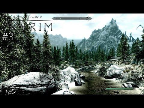 The Elder Scrolls V: Skyrim #3 Das Geheimnis der Kiefern Wacht ...