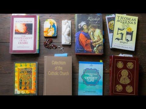 Catholic Bookshelf for Evangelization