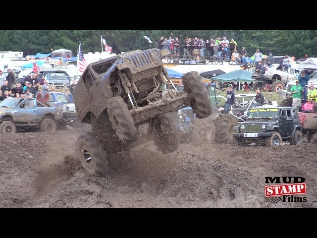 FREESTYLE HIGHLIGHTS - Michigan Mud Jam 2017