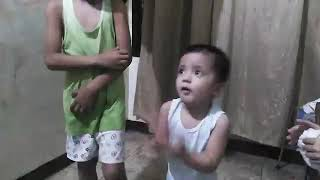 My son zyrus learn to dance!!! MACM family
