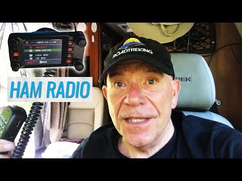No Cell Service? No Problem: Amateur Radio For Your RV
