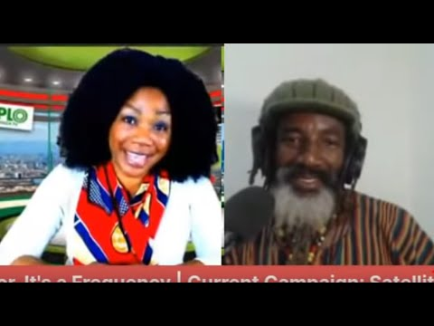 Brother Kwaku Keston on BLACK IS NOT A COLOR ITS A FREQUENCY PDTV