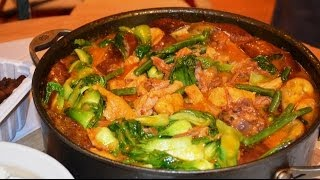 Kare Kare Filipino Recipe With Beef Shanks Tripes Oxtail Peanut Butter Unsalted