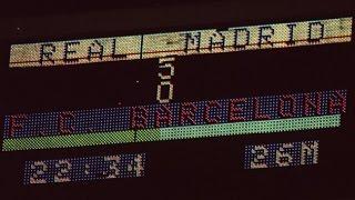 Real Madrid - Barcelona 5-0 (El Clasico 7/1/1995 in S. Bernabeu)
