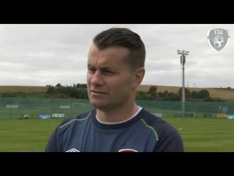 Shay Given exclusive interview