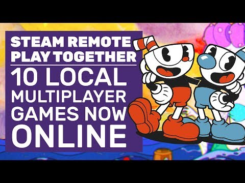 10 Best Local Multiplayer PC Games (You Can Now Play Online With Steam)