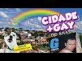 CIDADE MAIS GAY DO BRASIL, TEM ATÉ CACHORRO GAY - Fubá online