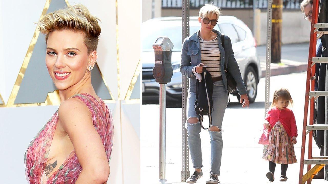 Wer ist Scarlett Johanssons Tochter   Rose Dorothy Dauriac ...