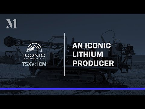 Becoming the Iconic lithium producer in Nevada