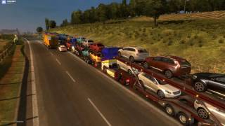 Caine's Dash Cam [161002] - Euro Truck Simulator 2