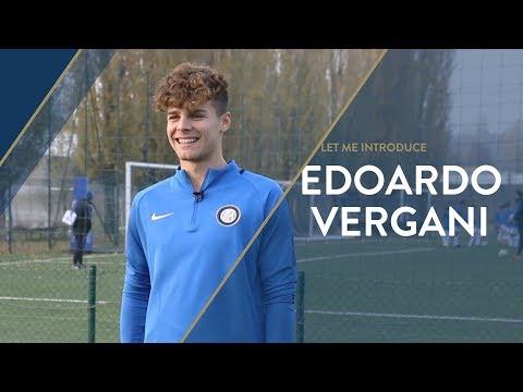LET ME INTRODUCE | Edoardo Vergani