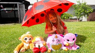 Melissa Salveaza Jucariile   Rain Rain Go Away