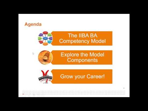 Lead your Business Analysis Career with IIBA's BA Competency Model  Now is the time