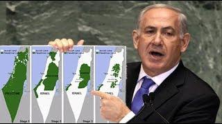 Следующие шаги сионистов по расширению ''израиля''. Новости от 25.05.2018