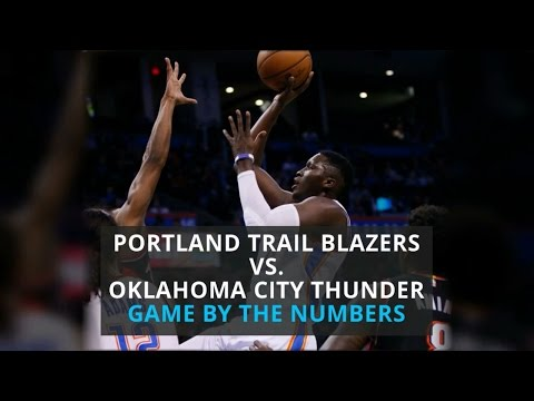 Russell Westbrook scores 58 points, but Portland Trail Blazers hold off Oklahoma City Thunder