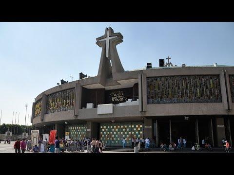 Las maravillas de la Basílica de Guadalupe -- Exclusivo Online