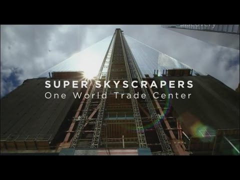 New York | Supermrakodrapy - One World Trade Center | SK (HD)