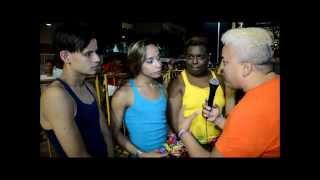 Bonde Das Bonecas - entrevista para o Tv Loucura com Beto da Bahia
