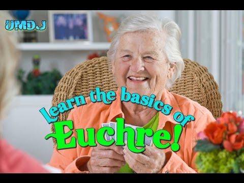 ASMR | learn the basics of euchre | soft spoken