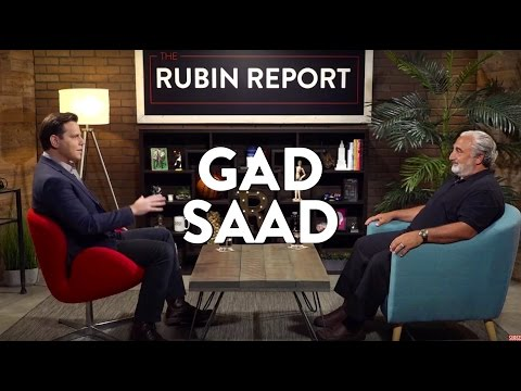 Dave Rubin and Gad Saad: Censorship, Religion, Secularism (Full Interview)