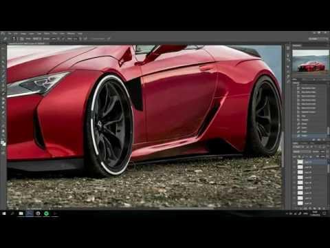 Fat Lexus LC500