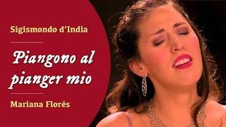 """""""Piangono al pianger mio"""" - Mariana Florés - Festival Ambronay 2014"""