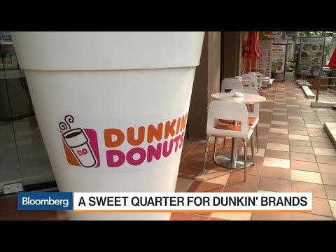 Dunkin' CEO Sees Restaurant Industry Improving in 2017