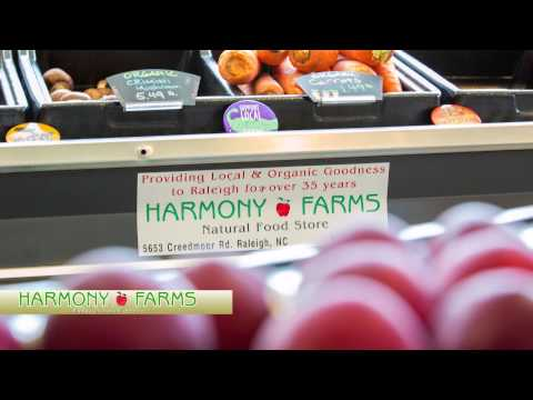Harmony Farms Natural & Organic Foods & Supplements