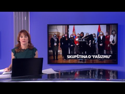 Dnevnik U 19 / Beograd / 8.5.2020.